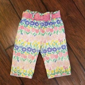 Gymboree cropped pants